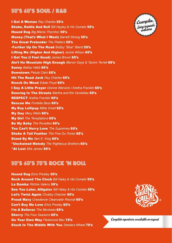 50s 60s Rock & Soul